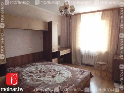 Продаётся 2-х-комнатная квартира в п.Лесной (Боровляны), микрорайон Зеленый Бор.