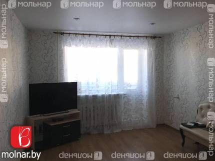 Отличная однокомнатная квартира в г.п. Радошковичи ул.Советская,47а