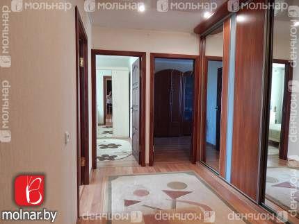 Продается 3-комнатная квартира! Самая лучшая в Серебрянке!