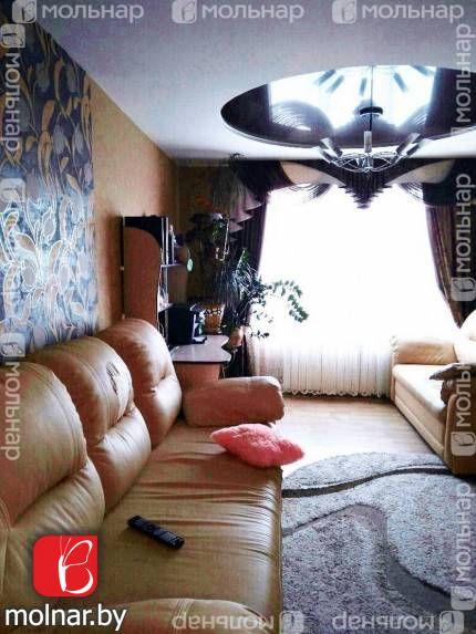 Продается 3-х комнатная  квартира в г.Молодечно  по Будавников,15