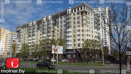 Продаётся 3-х комнатная квартира в новом кирпичном доме, ЖК Комаровское кольцо. ул.Беды,26