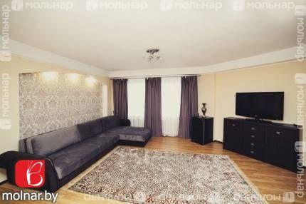 квартира 3 комнаты по адресу Минск, Победителей просп
