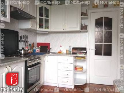 Продам отличную светлую квартиру на Логойском тракте,7.