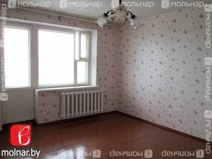 Продается 1 комнатная квартира в центре г.Молодечно.