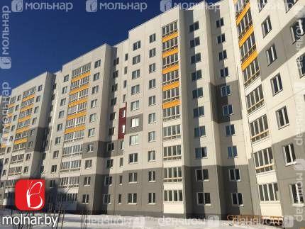 Продаётся просторная 3-х комнатная квартира в новостройке. ул.Ельских,2