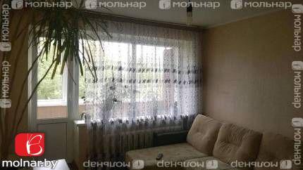 Продаём полуторную квартиру  в г.Борисове районе  «Приборы». ул.Н.Нёман,159