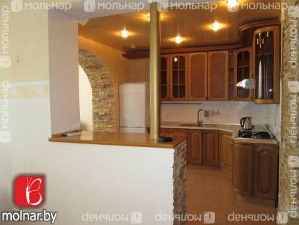 Продается двухуровневая  4-х комнатная квартира в г.Молодечно. ул.Виленская,37