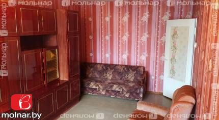 квартира 1 комната по адресу Минск, Плеханова ул