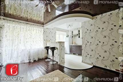 Продаётся 3-х комнатная квартира студия в центре города возле парка Челюскинцев. ул.Калинина,26