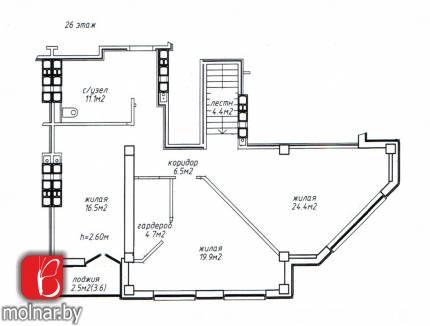 купить квартиру на Богдановича ул, 136