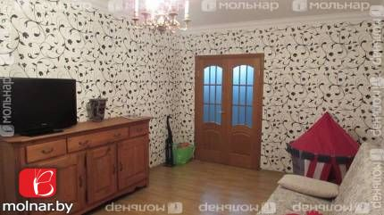 квартира 2 комнаты по адресу Ждановичи, Парковая ул