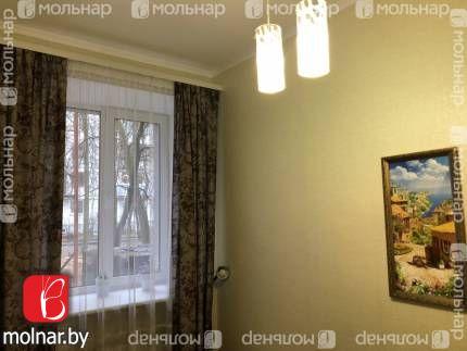 , 21   Уютная однокомнатная квартира большой площади в кирпичном доме с уникальной планировкой!!!   Тихий зеленый район