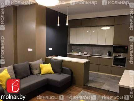, 1  Продаётся оригинальная дизайнерская квартира в спокойном, современном стиле в историческом центре Минска