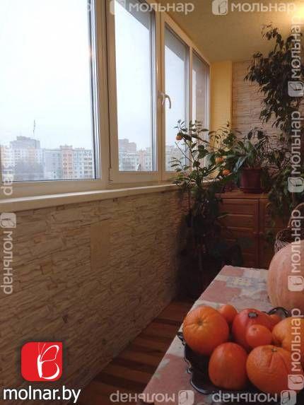 , 11  Продается квартира на среднем этаже – самый оптимальный вариант!!! Кирпичный теплый дом