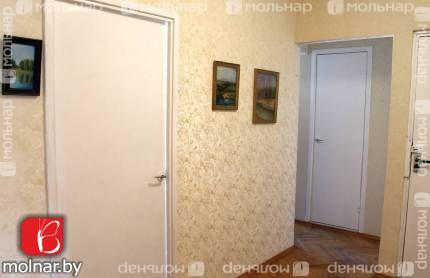 Аккуратная 3-комнатная квартира недалеко от Ботанического сада! ул.Менделеева,4