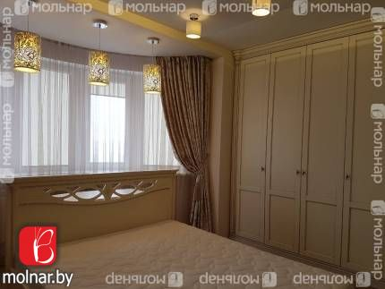 Продается 4-комнатная квартира с отличным ремонтом по ул. Гедройца, 14