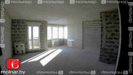 квартира 2 комнаты по адресу Минск, Туровского ул