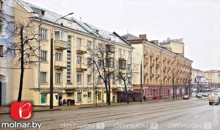 Продается элитная 3-х комнатная квартира в историческом центре Минска. ул.Козлова,10