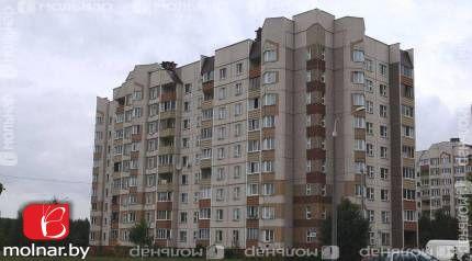 Просторная трёшка в Лошице!  ул.Прушинских,70