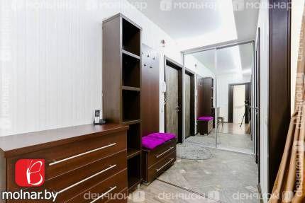 квартира 2 комнаты по адресу Минск, Корженевского пер