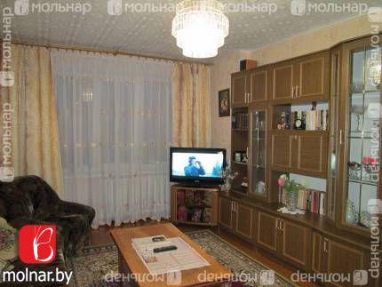 Продается 2-х комнатная  квартира в центре г.Молодечно по ул.В.Гостинцу