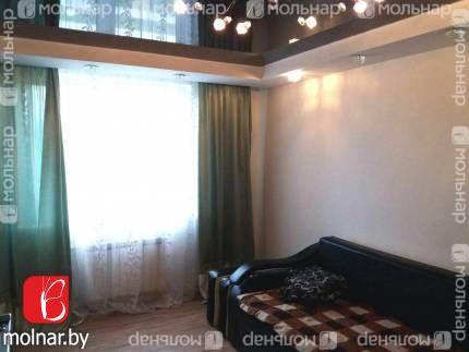 Продается однокомнатная квартира с евроремонтом в новом доме. д.Лесковка ул.Центральная,8б