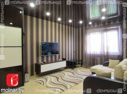 Продается 2-х комнатная квартира  с  отличным ремонтом. До метро Малиновка 15 мин.