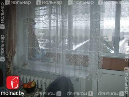 Продаётся однокомнатная  квартира в г. Осиповичи.