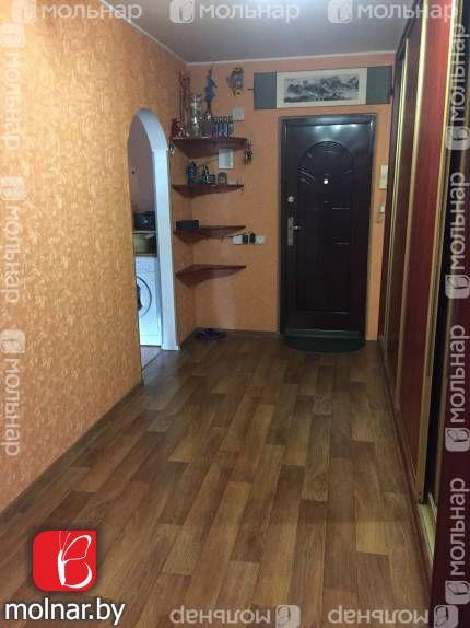 Продается 3-х комнатная квартира в центре Минска по улице Жуковского!