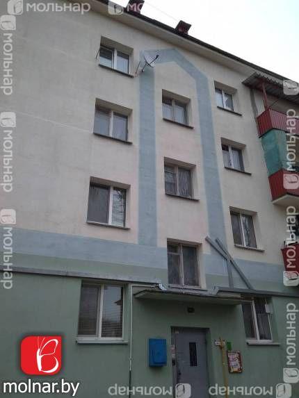 Продается 1-комнатная квартира в г.Молодечно по ул. Л.Толстого