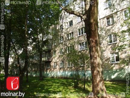 Трехкомнатная квартира недалеко от метро.