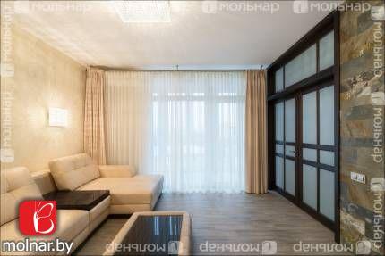 Продаётся четырехкомнатная квартира с качественным ремонтом в тихом центре пр. Независимости 85 В