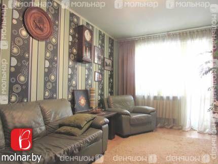 Продается 3-комнатная квартира по ул.Янковского,13 ( Фрунз. р-н)