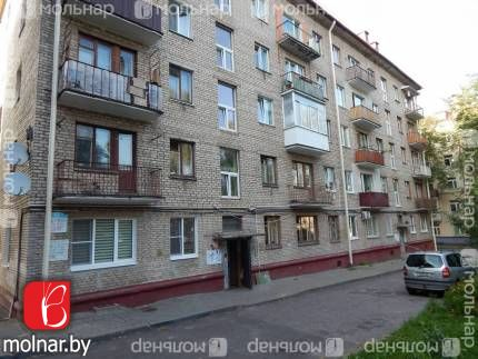 Продам 2к квартиру на улице Солнечной.