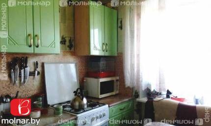 Продается 1-комнатная квартира по в г.Молодечно  по В. Гостинцу