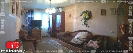 Продаётся 2-х комнатная квартира в районе с развитой инфраструктурой. ул.Уборевича,122