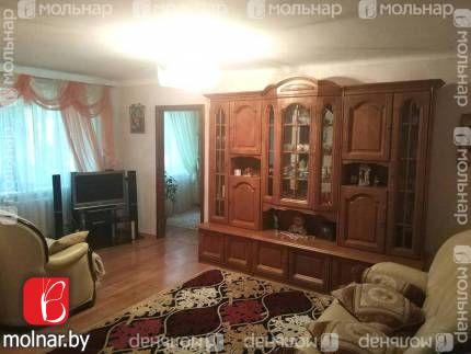 Продаётся двухкомнатная квартира. пр.Партизанский,91а