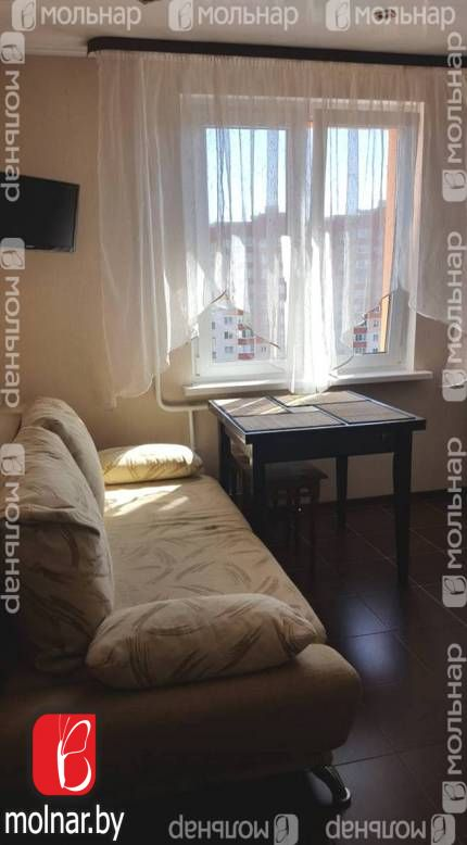 , 4  Продаётся очень уютная, светлая 1- комнатная квартира в а/г Лесном на территории квартала Зелёный бор