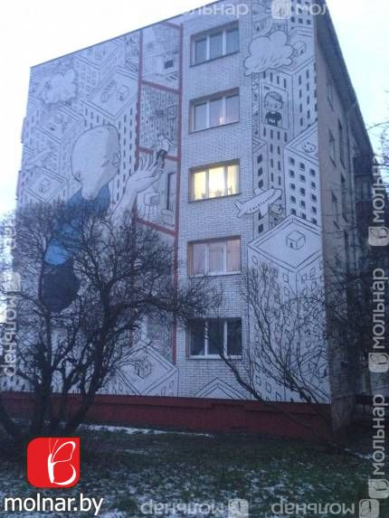Продается двухкомнатная квартира. ул.Брилевская,24