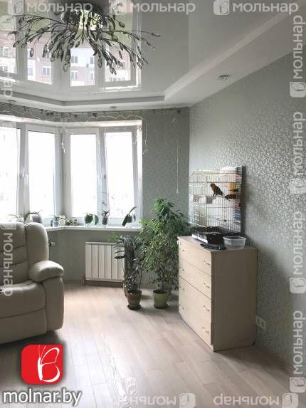 Продается уютная 3-х комнатная квартира.  п.Боровляны ул. 40 лет Победы,35а