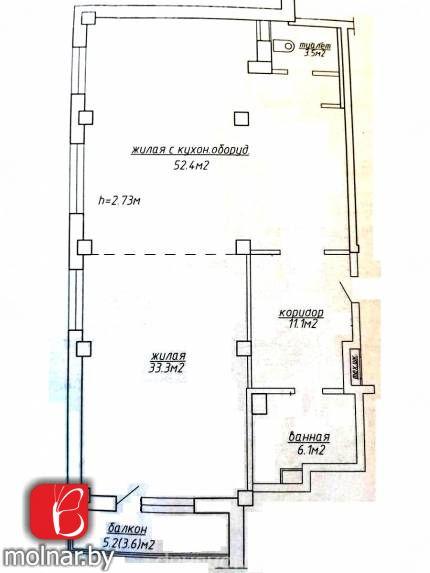 купить квартиру на Игуменский тракт, 16