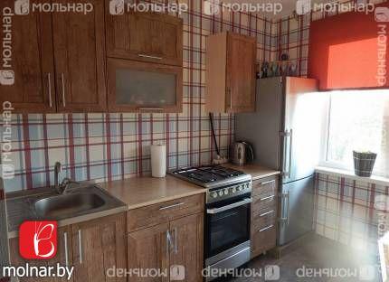 , 125  Продаётся уютная однокомнатная квартира с хорошим ремонтом в Серебрянке