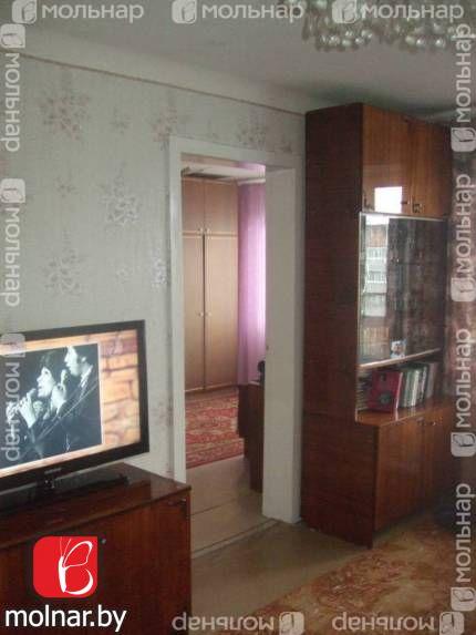 Продаётся 4-комн. квартира в п. Дружный,Пуховичское направление. 35км от МКАД.