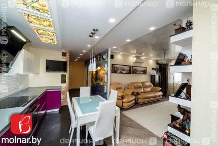 Полностью меблированная квартира с отличным ремонтом!