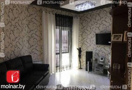 квартира 4 комнаты по адресу Минск, Гая ул