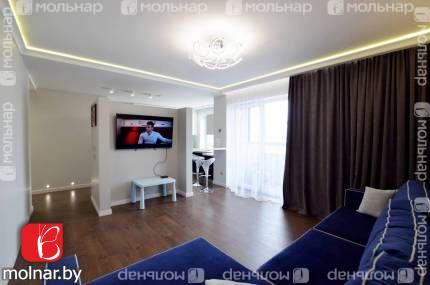 Продается 2-х комнатная квартира-студия. пр.Победителей,127