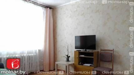 Продаётся уютная двухкомнатная квартира в центре. ул.Калинина,15а