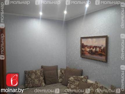 Продаётся 2-х комнатная квартира в г.Борисове по ул.Чапаева,38