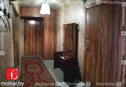 квартира 2 комнаты по адресу Минск, Маяковского ул