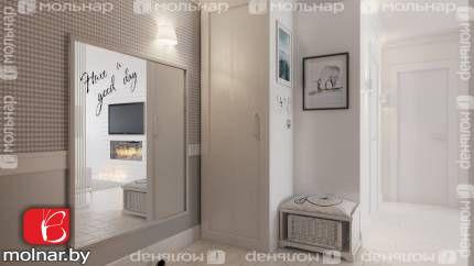 , 9  Продаётся квартира с новым ремонтом в новом доме!  пр